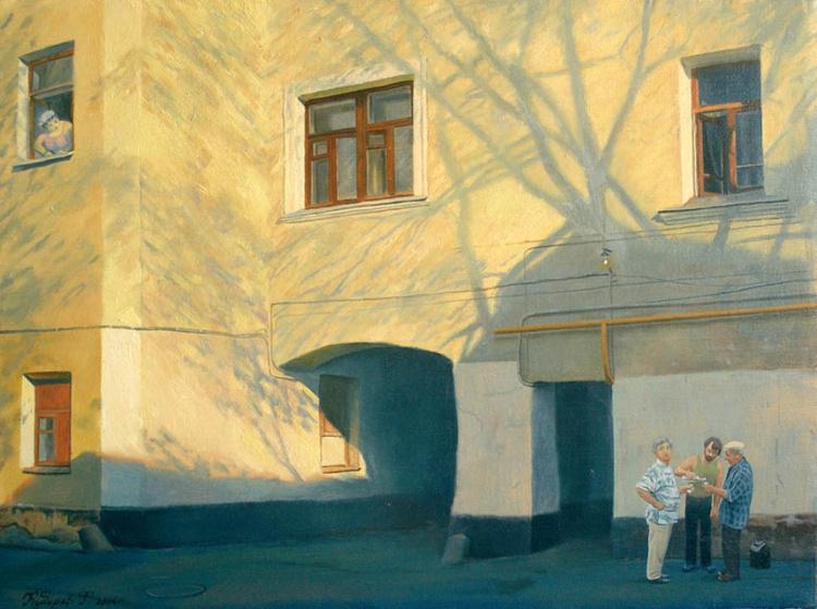 художник Филипп Кубарев картины – 11