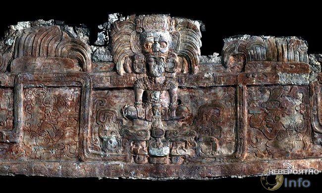 Империю майя погубила война Летучих Мышей со «змеиными царями»