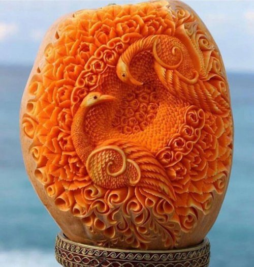 Невероятный карвинг от Даниэля Баррези карвинг,Мужские хобби,сделай сам