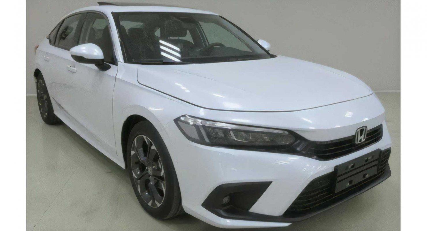 Цвета и отделку Honda Civic 2022 года показали в Сети Автомобили