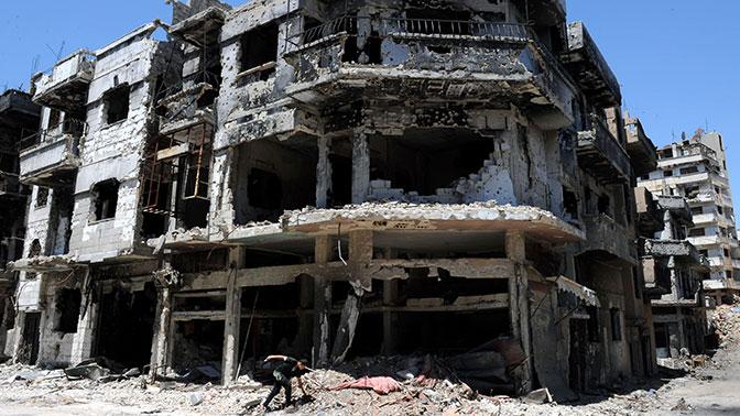Швейцария поставила в Сирию более 5 тонн компонентов зарина – СМИ
