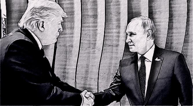 WP: помощники Трампа советовали ему не поздравлять Путина с победой на выборах