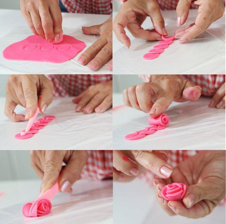 как сделать картинку на торте в домашних условиях пошагово с фото