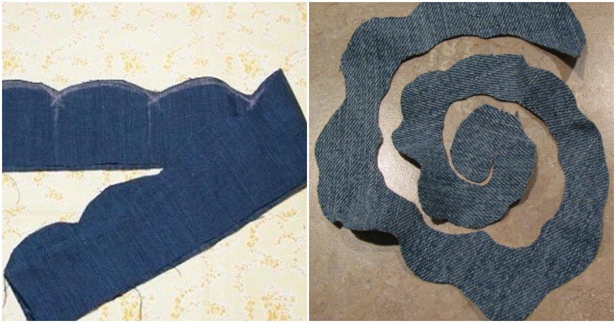Переделка старых джинс: новые фото идеи и мастер класс