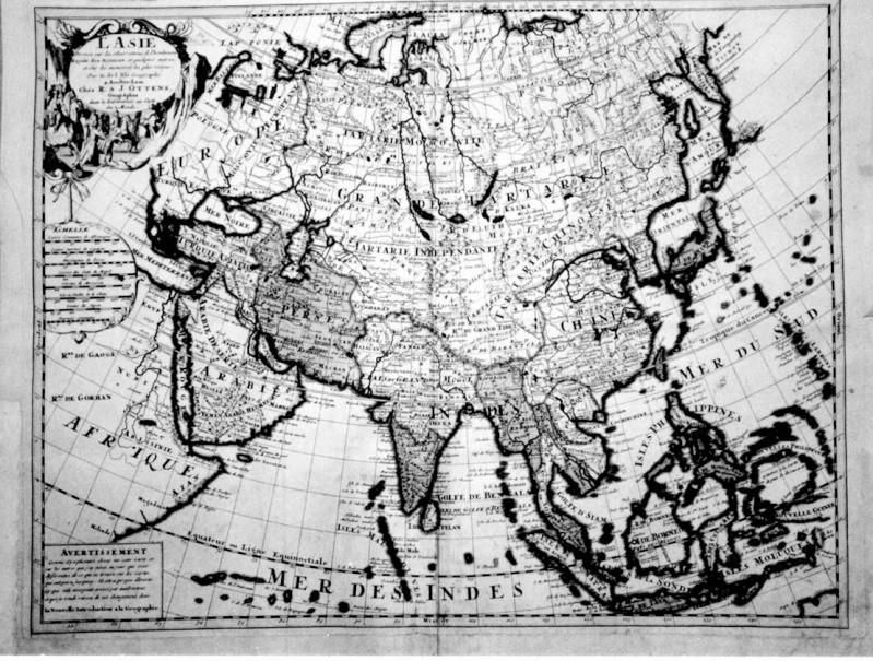 Монголо-татарское иго отверг…