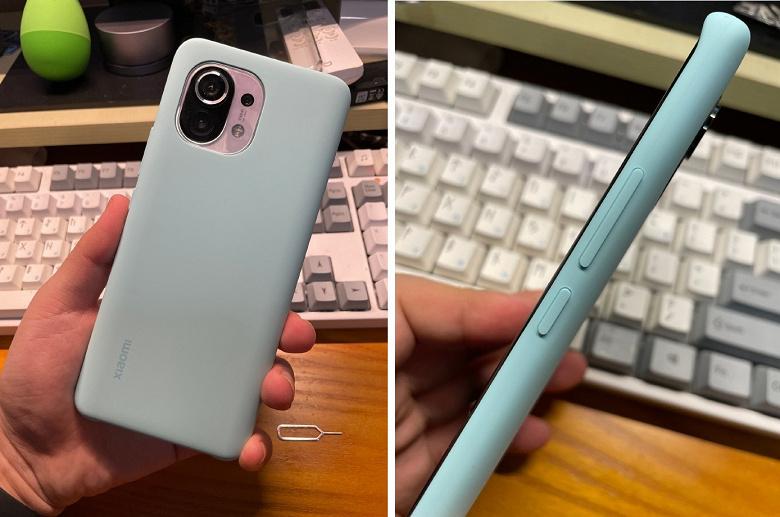 Родной чехол для Xiaomi Mi 11 не рекомендуют для покупки. Он совсем не защищает камеру новости,обсуждение,смартфон,статья