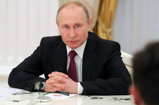 Путин поздравил Центральный спортивный клуб армии с 95-летием