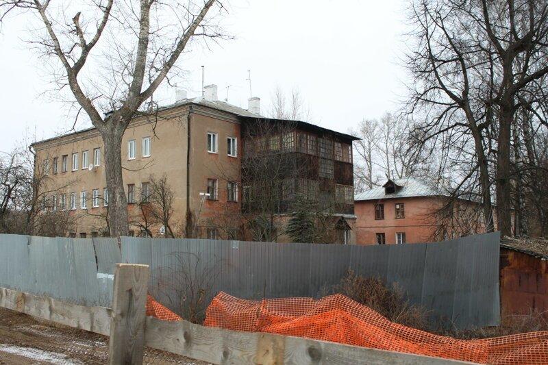 Новый мост в Щёлково мост,путешествие,Россия,щелкино