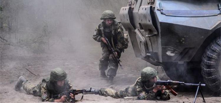 Российские военные учения «Запад» напугали Прибалтику и Польшу