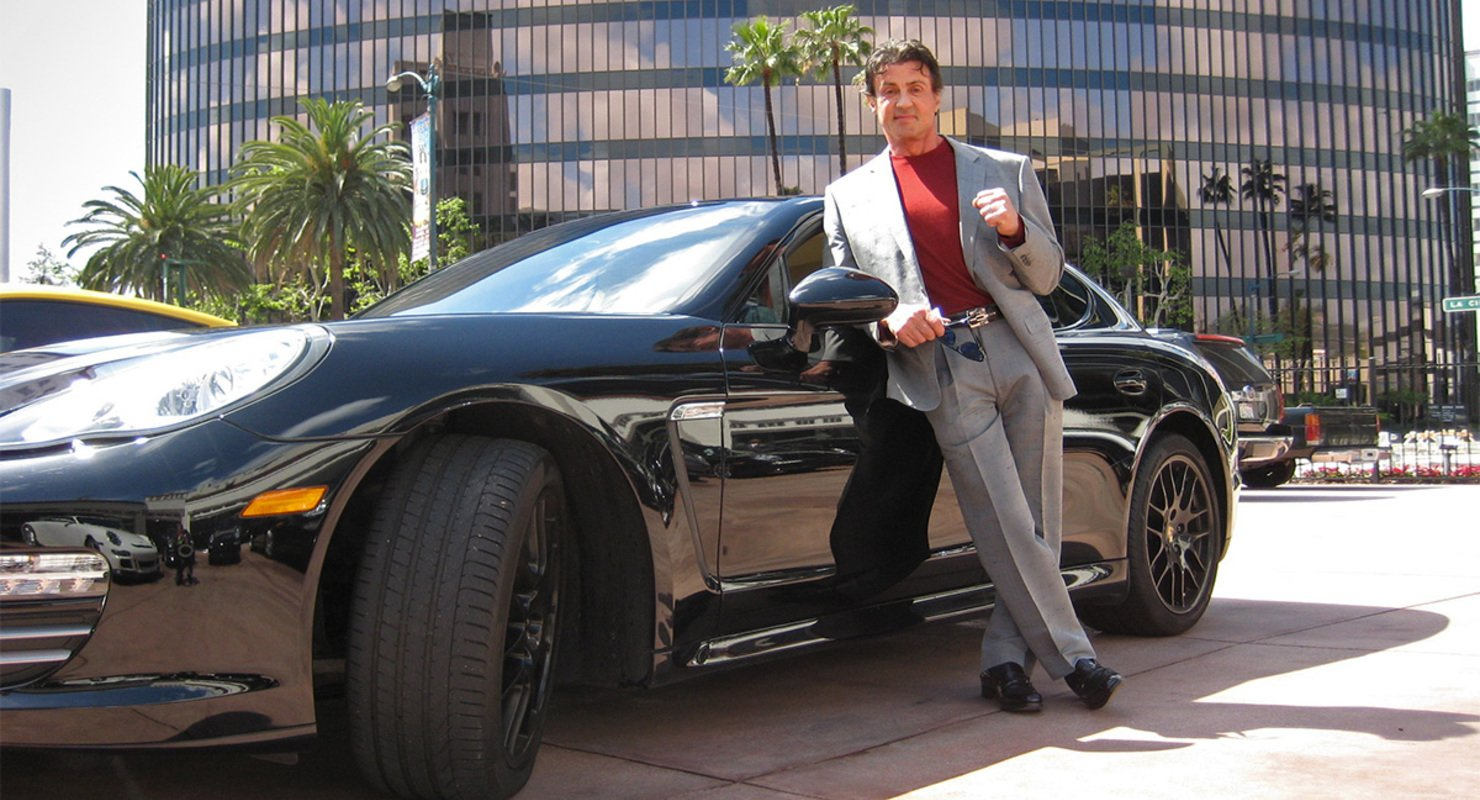 Автопарк Сильвестра Сталлоне — от Chevrolet до Bugatti Автомобили