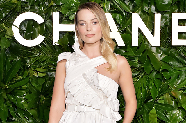 Марго Робби на вечеринке Chanel в Лос-Анджелесе Звездный стиль