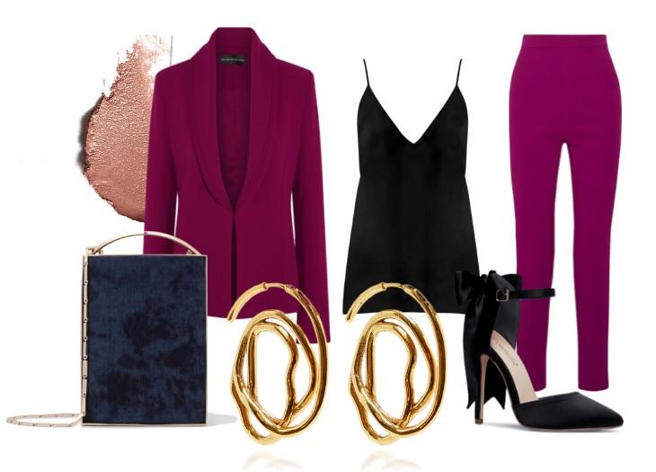 От Драмы до Гамина: 5 стильных идей для корпоратива мода и красота,модные образы,модные сеты,одежда и аксессуары