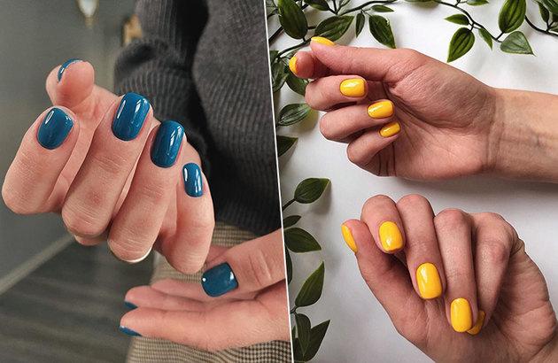 """Картинки по запросу """"Призываем весну: 15 модных идей маникюра для разных форм ногтей"""""""