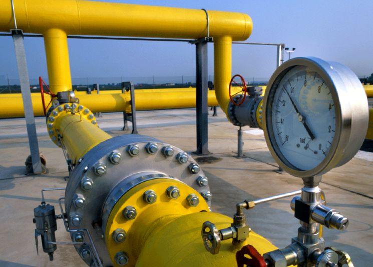 Цена импортного газа для Украины достигла рекордной суммы