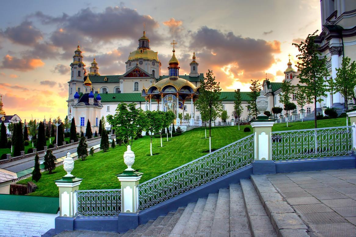 Почаевская лавра - одна из величайших святынь православного мира