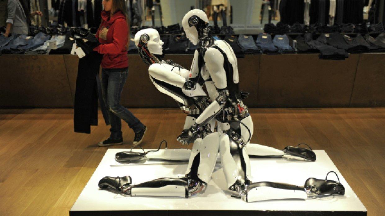 Секс робот для девушки такие