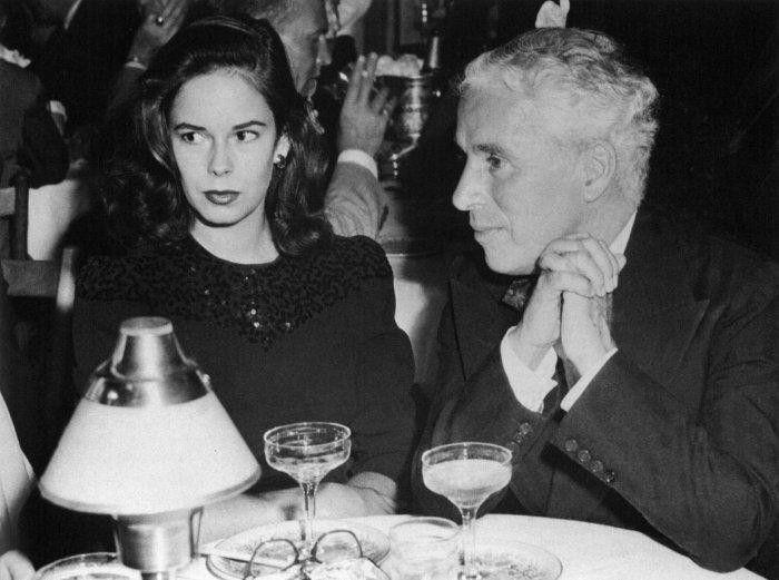 Последняя любовь Чарли Чаплина знаменитости,истории,кино и тв,отношения,Чарли Чаплин