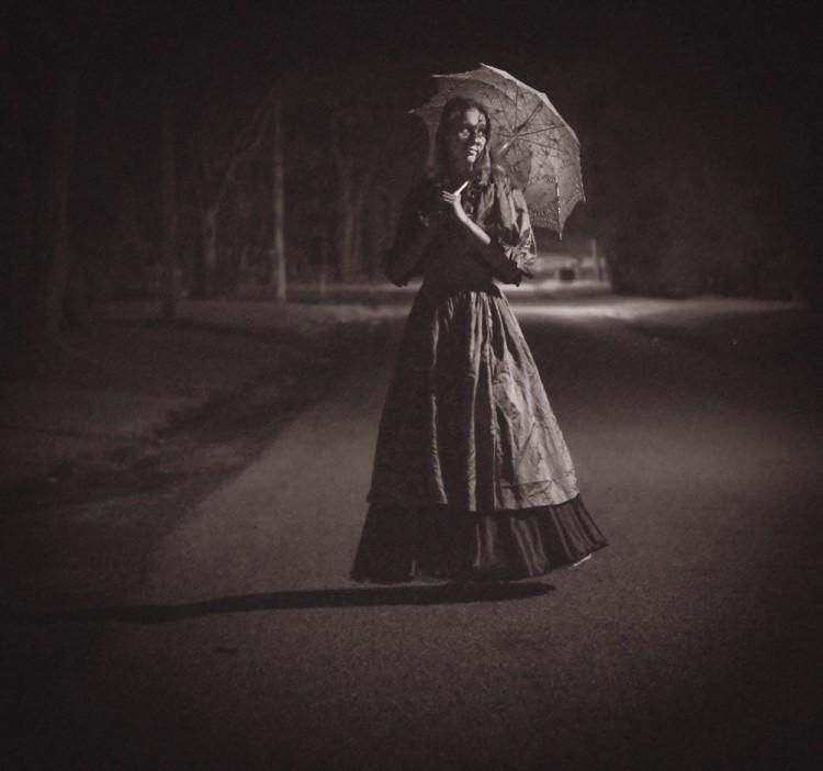 Подруга Призрак
