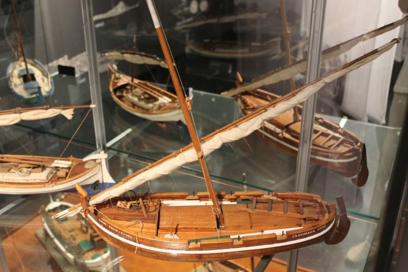 Морской музей Льорета, городка индианос история