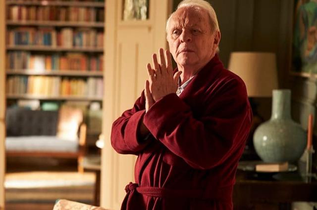 Оскар-2021: Лучший актер — Энтони Хопкинс