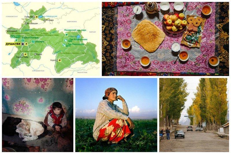 Как живут семьи гастарбайтеров в Таджикистане