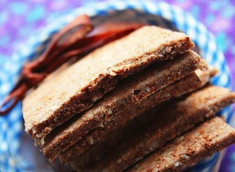 Вкуснейшие ржаные хлебцы