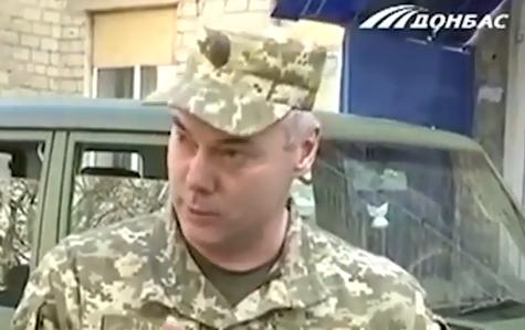 Новый украинский командующий пообещал, что ЛДНР превратятся в сплошную зону боевых действий