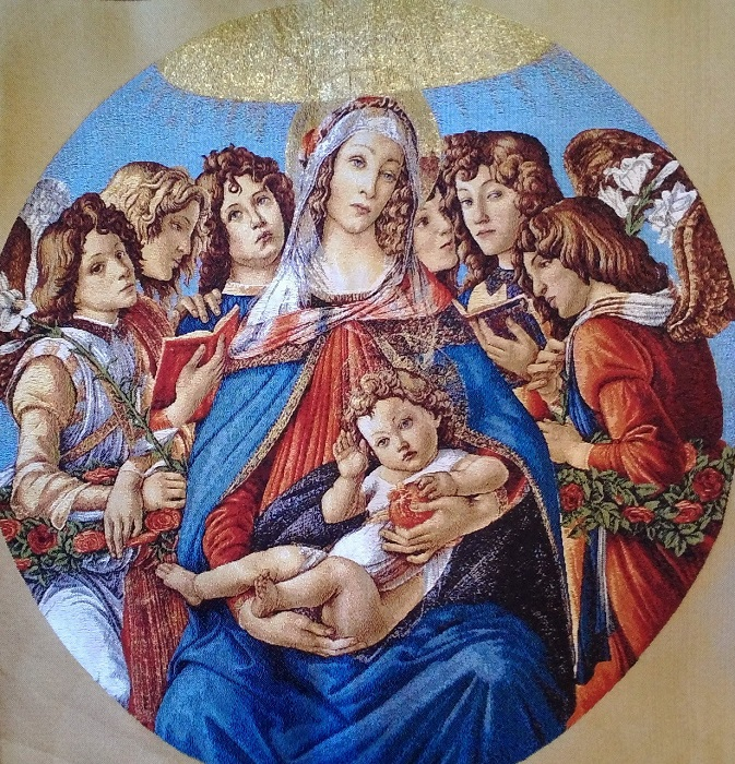 Подсолнух — хорошо, орехи — плохо: Что означают христианские символы в живописи, литературе и кино