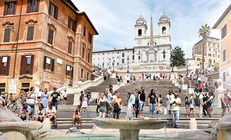 Все дороги ведут: неизвестный Рим