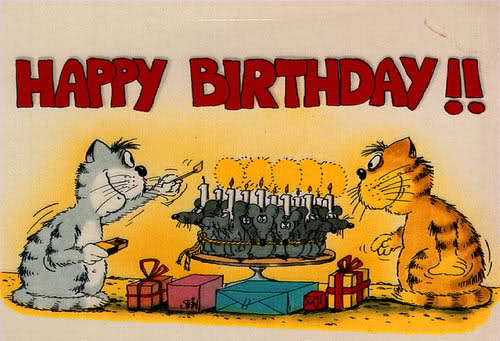 Картинка с днем рождения черный юмор, картинка анимашки большие