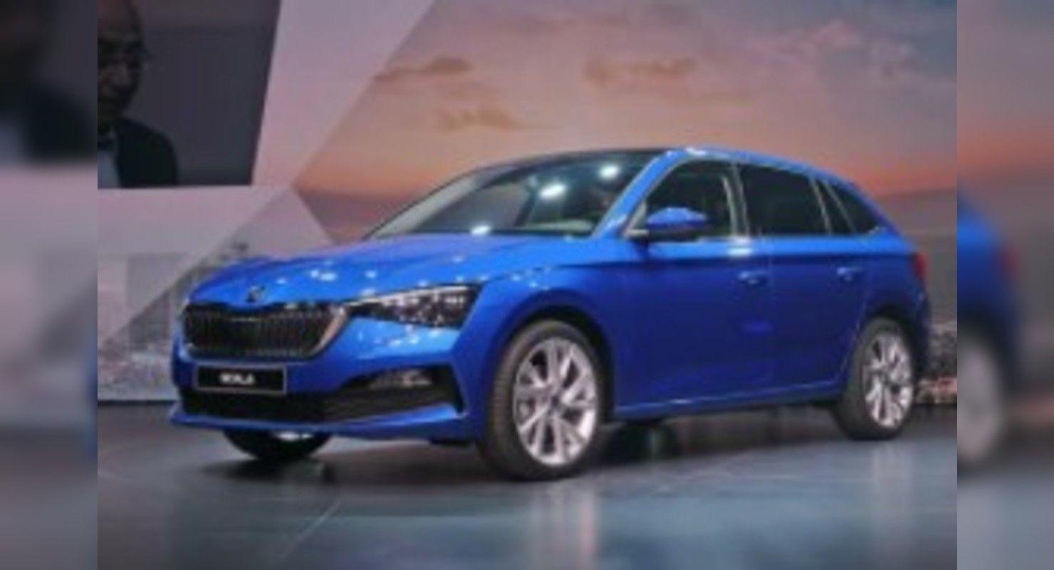 Skoda расширила линейку бензиновых двигателей хэтчбека Scala Автомобили