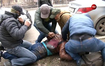 Суд арестовал задержанного в Симферополе украинского шпиона
