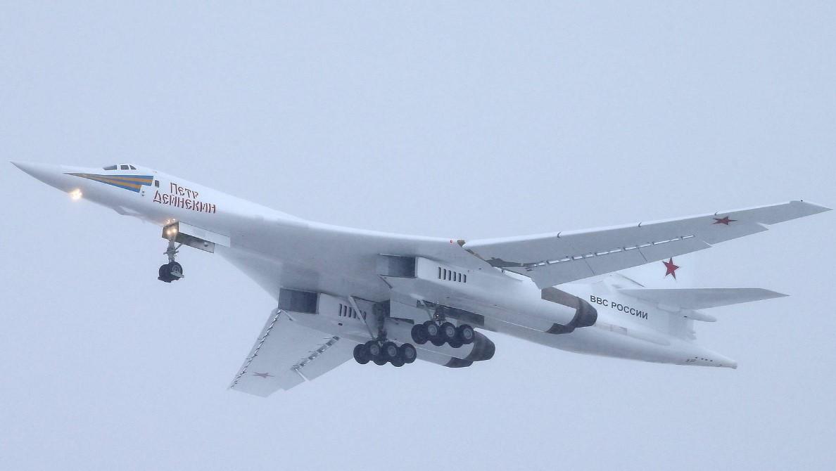 Ту-160М совершил первый полет после глубокой модернизации
