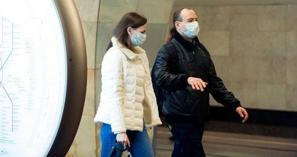 В Госдуме изучат идею запрета медицинских масок на улице Госдума,лицо,маски,общество,распознавание,россияне