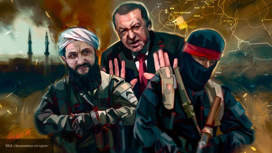 Турецкое наступление: агрессия Анкары становится очевидной (окончание)