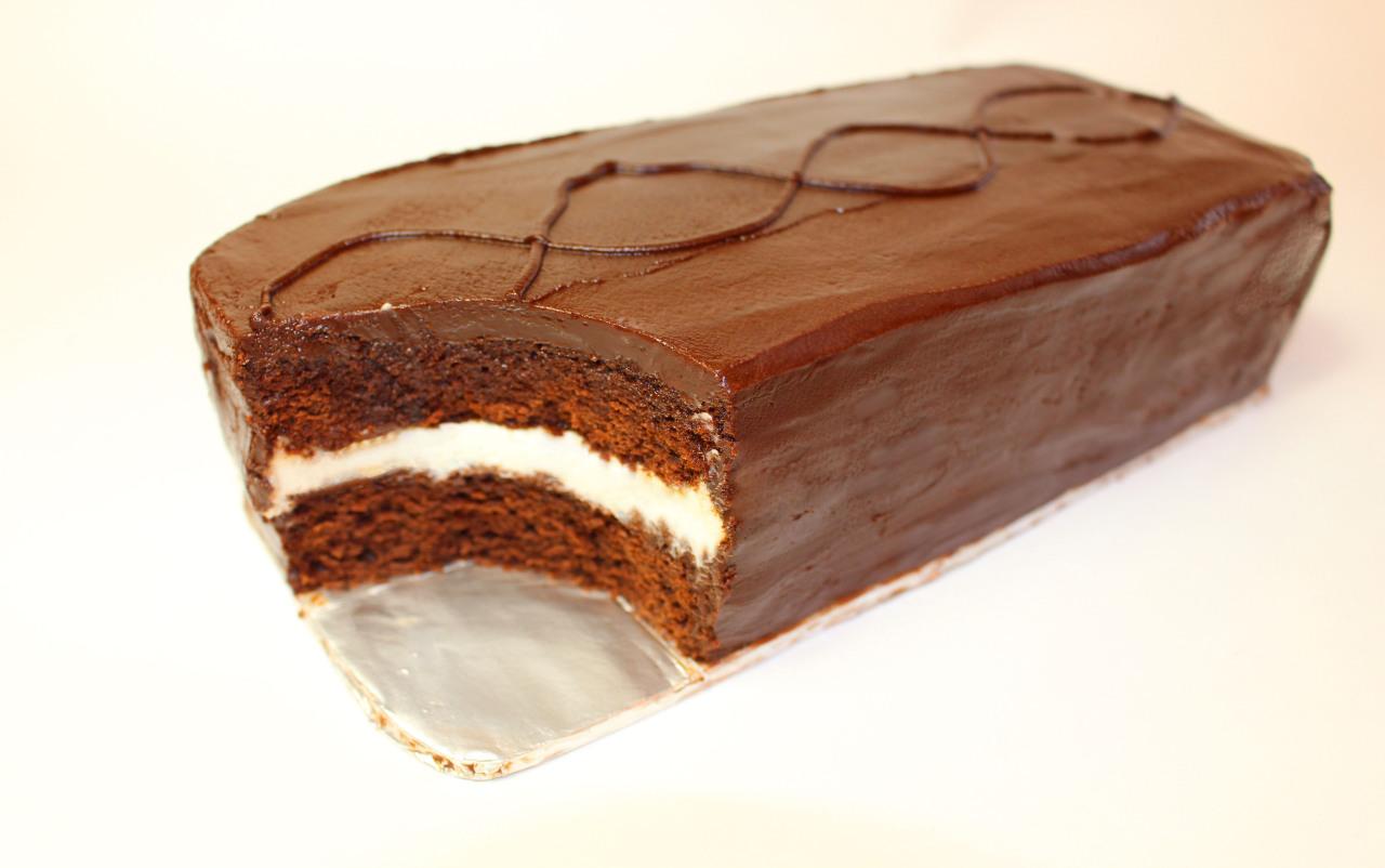 Гигантский шоколадный батончик Kinder Delice. Рецепт в домашних условиях