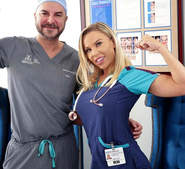 Американцы выбрали самую привлекательную медсестру мира