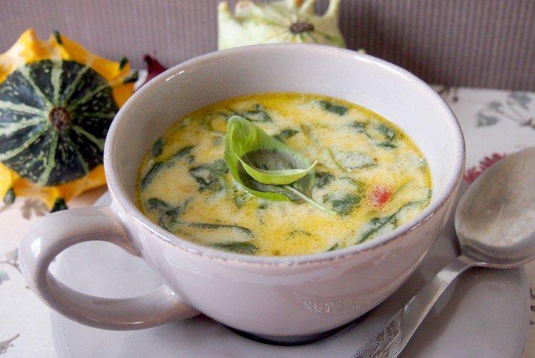 20 сырных супов, которые съедаются подчистую всегда добавь, минут, Сырный, морковь, обжарь, через, луковица, провари, картофелины, специи, нарежь, картофель, плавленого, овощи, Добавь, моркови, специиПриготовлениеНарежь, выложи, готовности, бульона