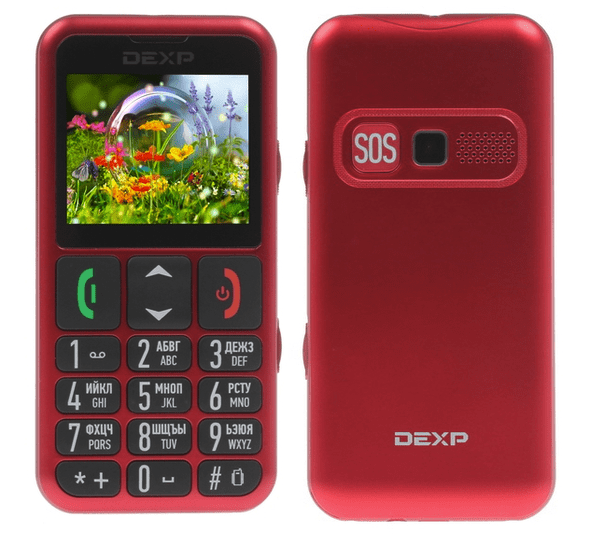 DEXP Larus S8.