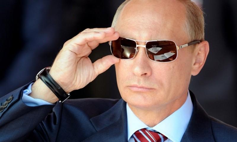 Агент ЦРУ США - Путин!