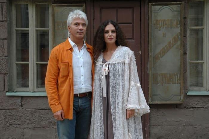 Дмитрий Хворостовский и его вторая жена Флоранс Илли | Фото: boom.ms