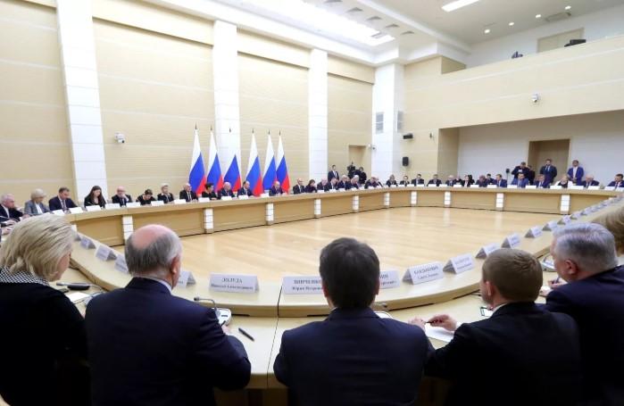 Новая Конституция РФ поддержит семейные ценности россиян