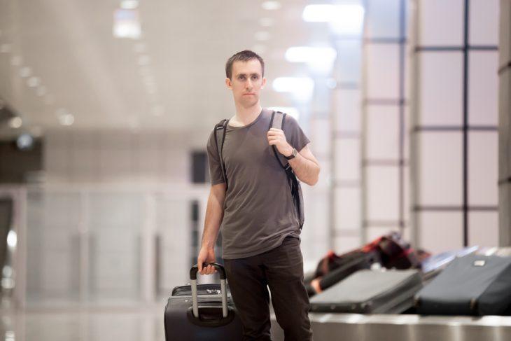 Аэропорт не место для наглых воров
