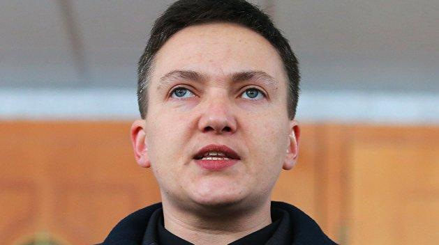Надежда Савченко: Я не собираюсь рожать на Украине