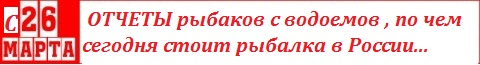 №338. ОТЧЕТЫ рыбаков с водоемов , по чем сегодня стоит рыбалка в России.... Конец бесплатному любительскому рыболовству.... Митинг ,обсуждения....