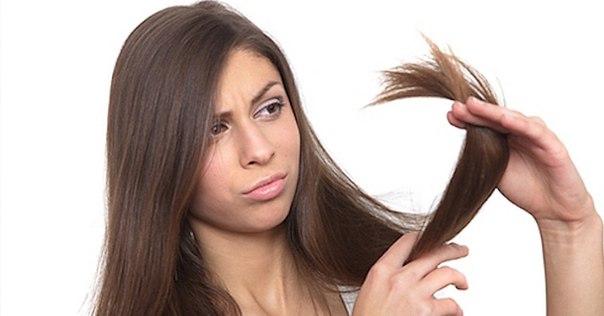 Почему секутся кончики волос