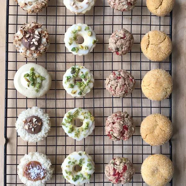 Как приготовить одно тесто, а сделать десятки разных печений выпечка