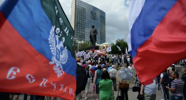 В Л/ДНР примут законы О борь…