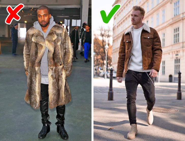 7элементов зимнего мужского гардероба, откоторых становится плохо каждой женщине (Ичем ихзаменить)