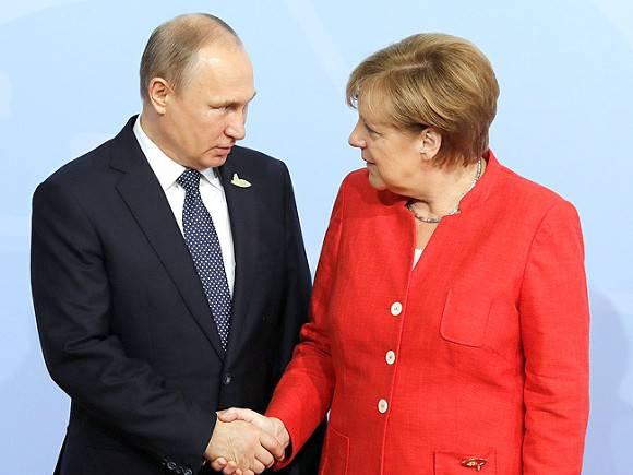 России обещают перемены?! «Железная фрау» Меркель берется за Украину